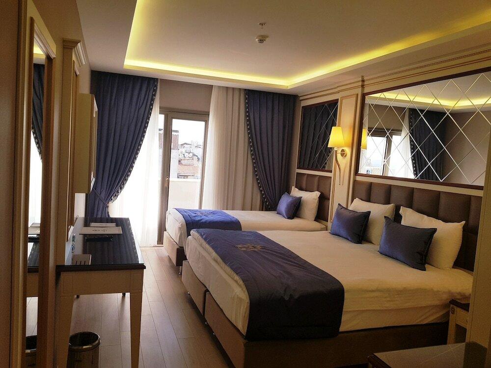 otel — Grand Marcello Hotel — Fatih, photo 2