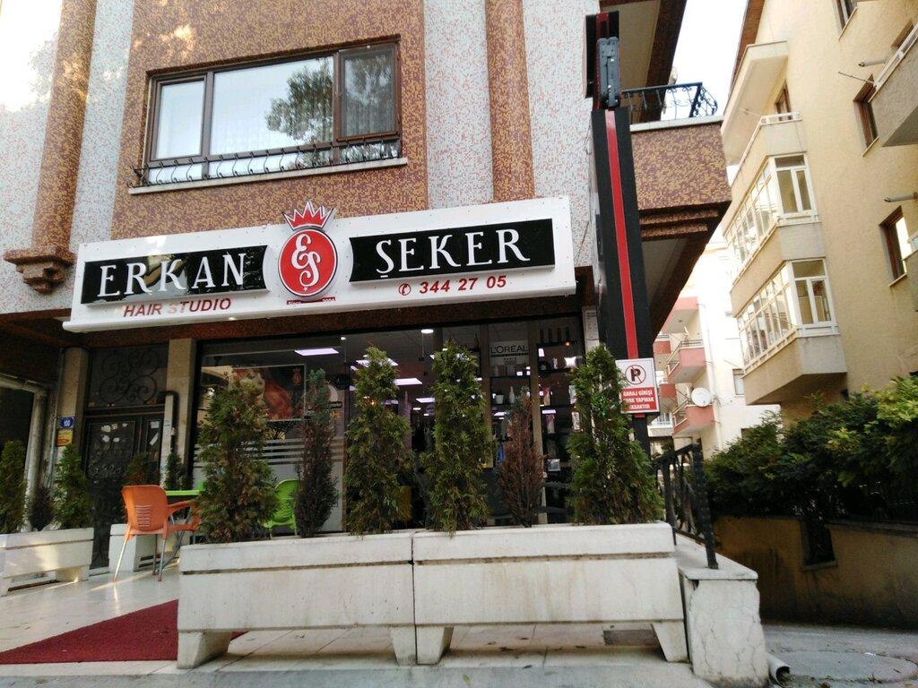 kuaförler — Erkan Şeker Hair Studio — Yenimahalle, foto №%ccount%