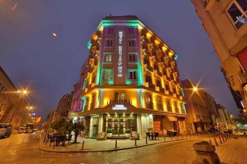 otel — Reşitpaşa Otel — Fatih, foto №%ccount%