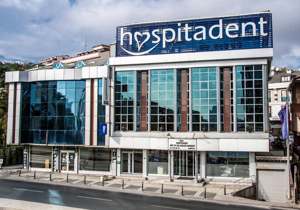 özel ağız ve diş sağlığı klinikleri ve muayenehaneleri — Hospitadent Çamlıca Diş Hastanesi — Üsküdar, photo 1