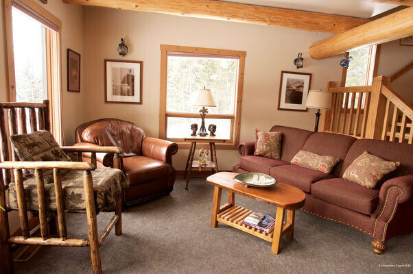 Kicking Horse Canyon Guesthouse