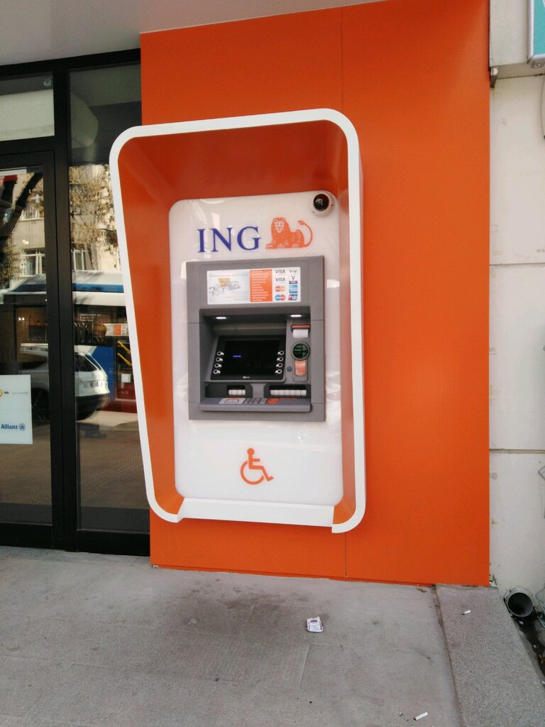ATM'ler — ING ATM — Yenimahalle, foto №%ccount%