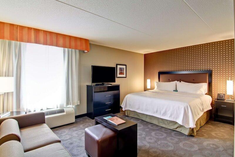 Homewood Suites Ajax, Ontario, Canada