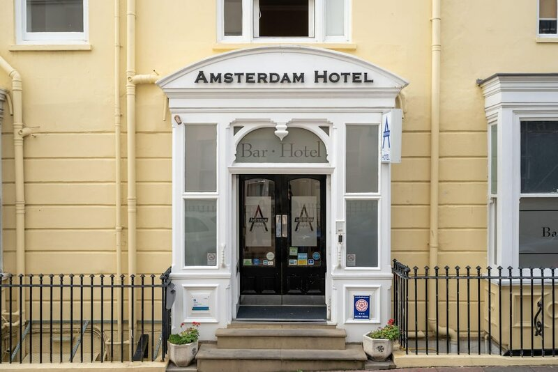 Amsterdam Hotel and A Bar
