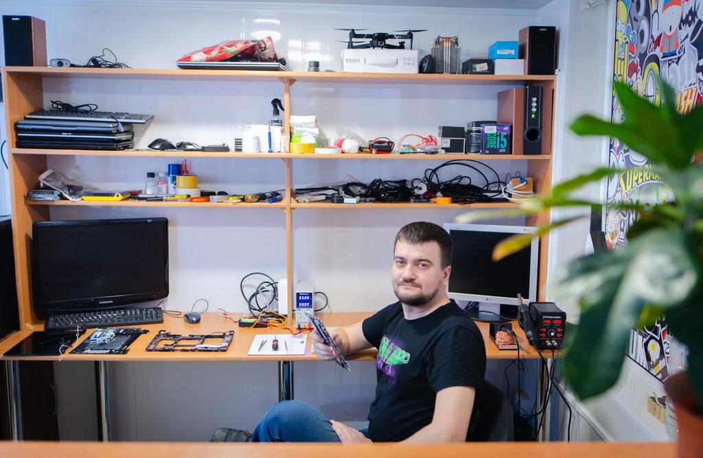 компьютерный ремонт и услуги — Ноутбук-Сервис — Нижневартовск, фото №1