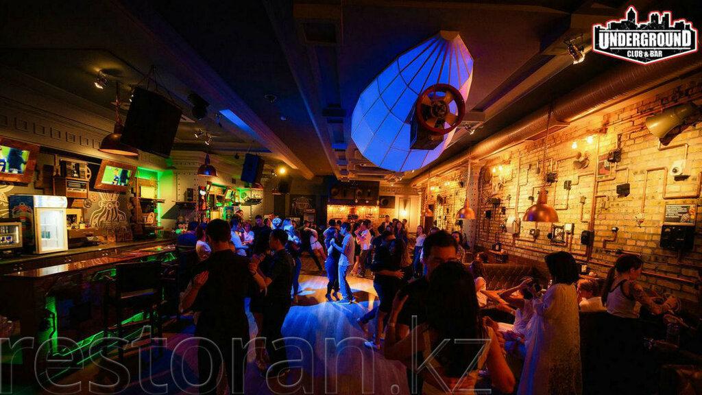Ночной клуб на underground карт клуб в москве цена