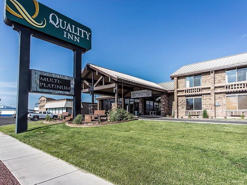 Quality Inn Richfield Utah