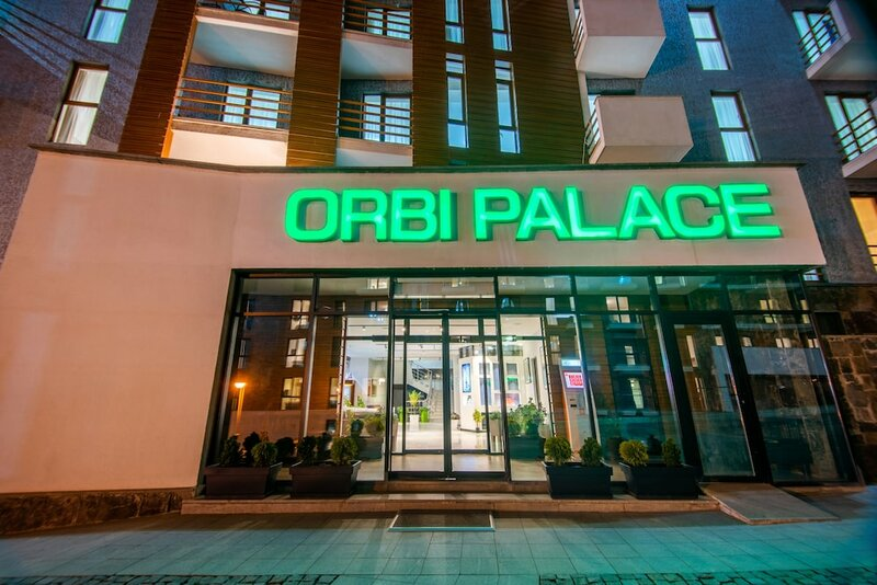 Orbi Palace Hotel Official