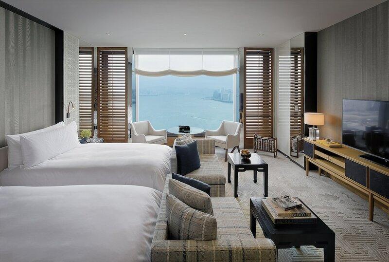 Гостиница Rosewood Hong Kong