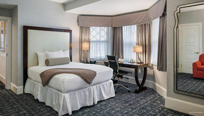 Wayne Hotel Pennsylvania