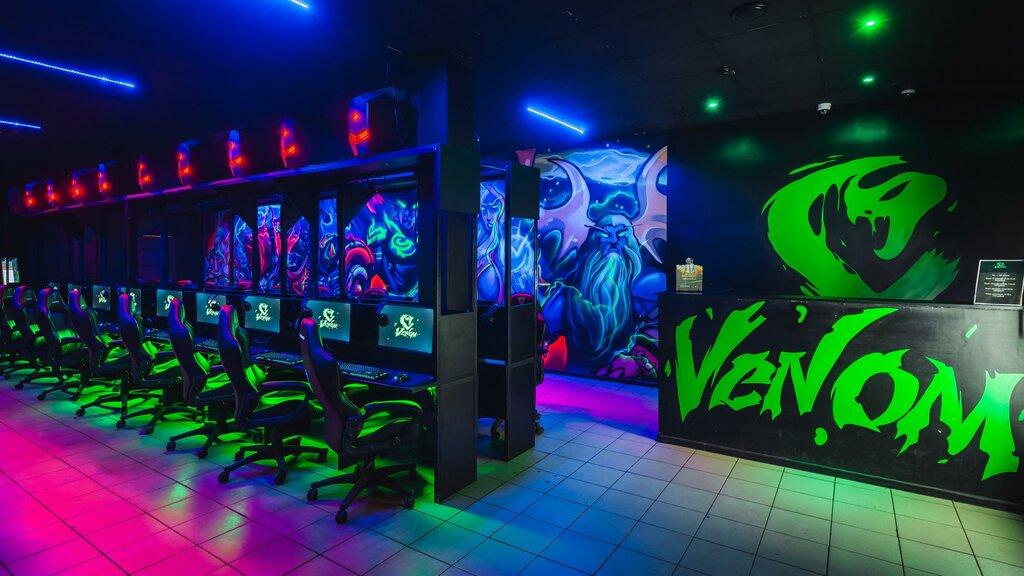 клуб виртуальной реальности — Кибер-клуб Venom — Москва, фото №2