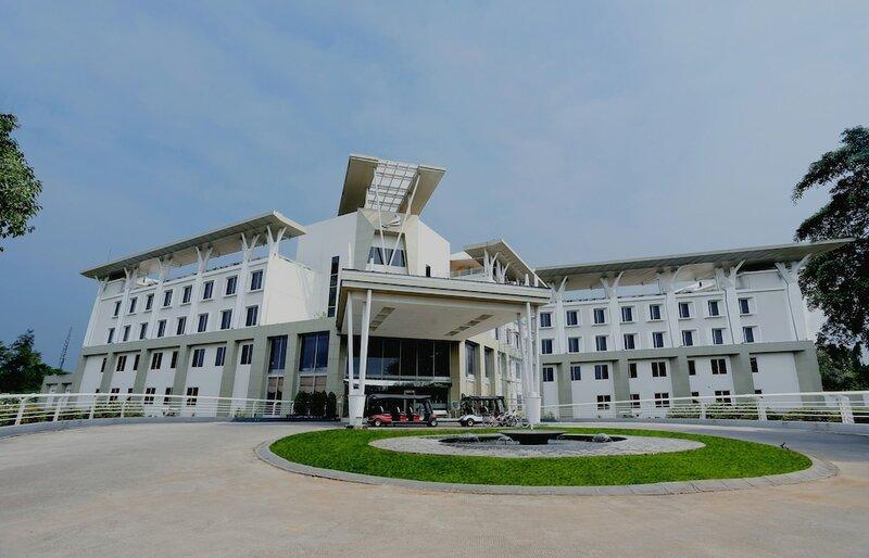 The Royale Krakatau Hotel