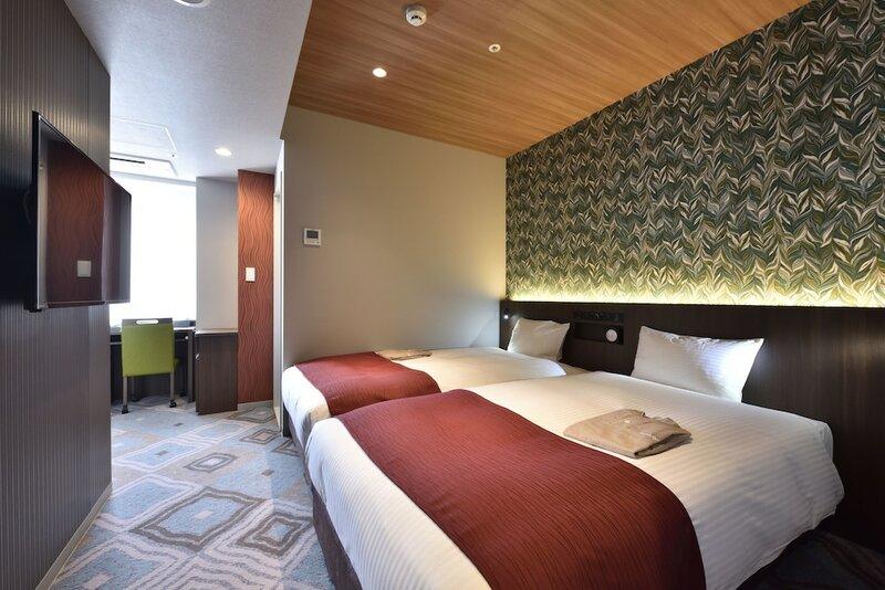 Hotel Wbf Fourstay Sapporo
