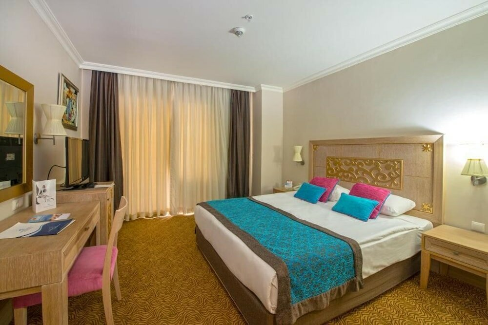 otel — Crystal Family Resort & SPA — Serik, photo 1
