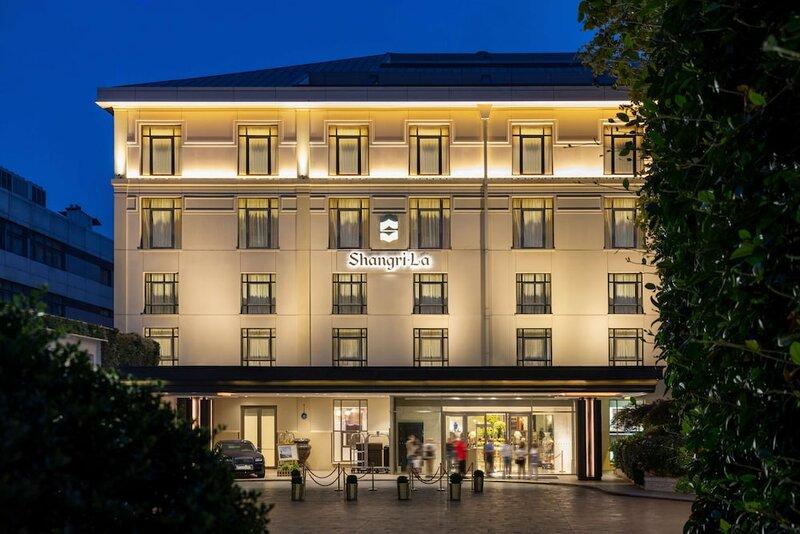 Shangri La Bosphorus Otel