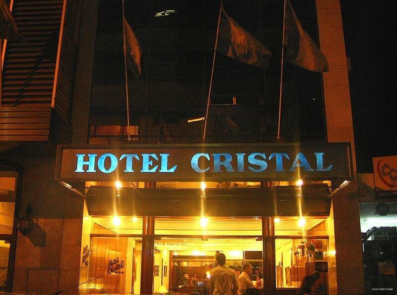 Gran Hotel Cristal