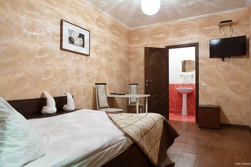 Отель Люберцы