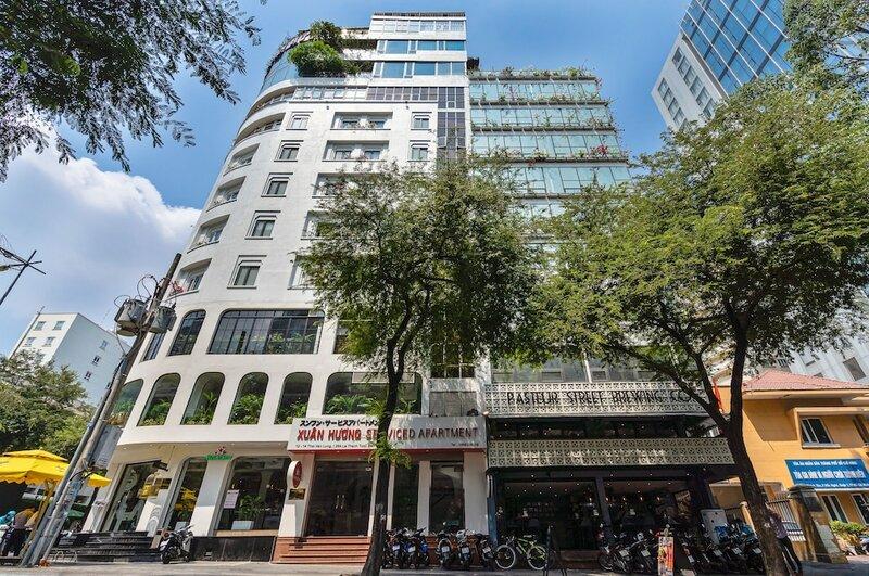 Xuan Huong Apartment