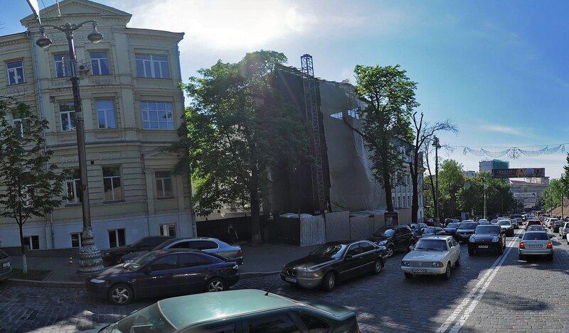 Apartment on Mihaylo Grushevskogo