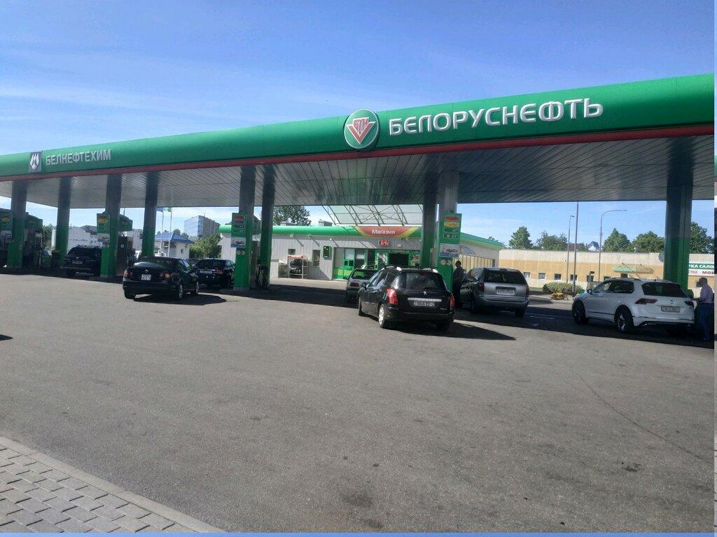 АЗС — Белоруснефть — Минск, фото №1