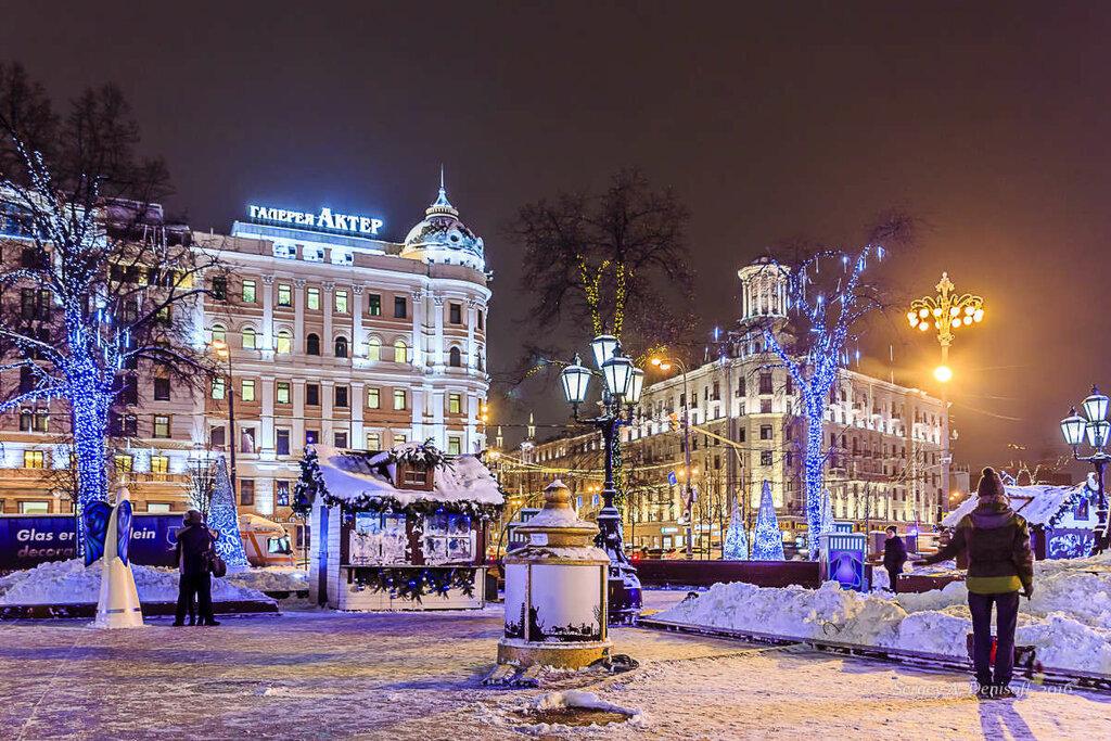 достопримечательность — Пушкинская площадь — Москва, фото №6