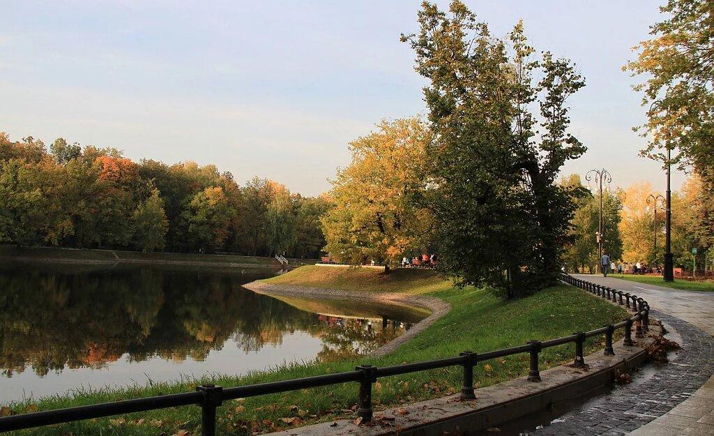 парки москвы фото с названиями и описанием продуманных маршрутов