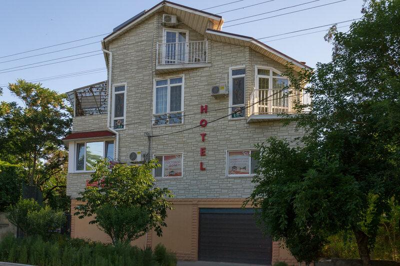 Гостевой дом на Украинской