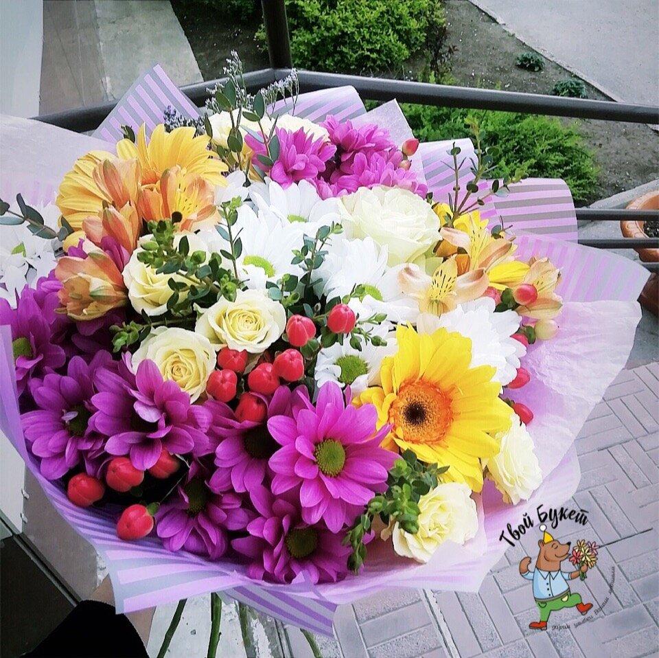 Доставка цветов оса пермский край