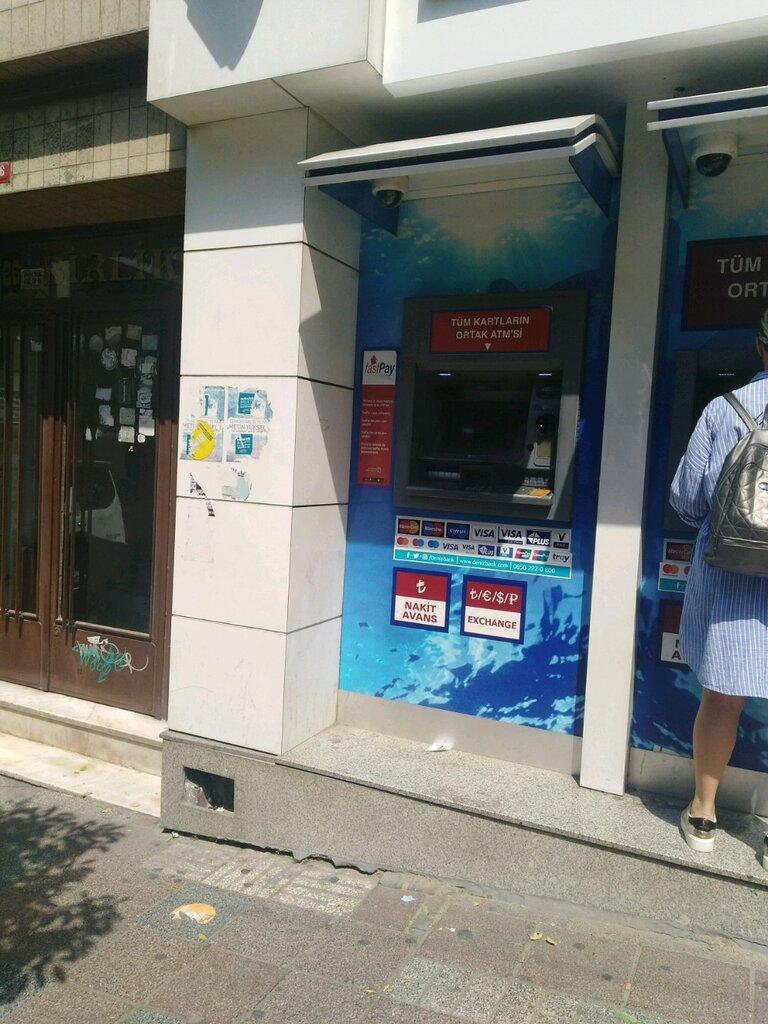 ATM'ler — DenizBank ATM — Fatih, photo 1