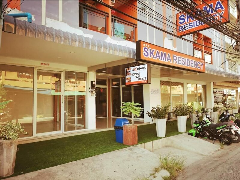 Отель Skama Residency Pattaya