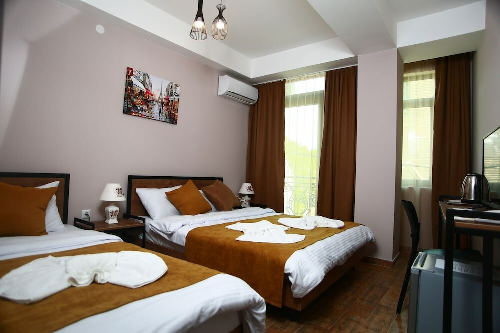 гостиница — Diuma Hotel — Тбилиси, фото №1