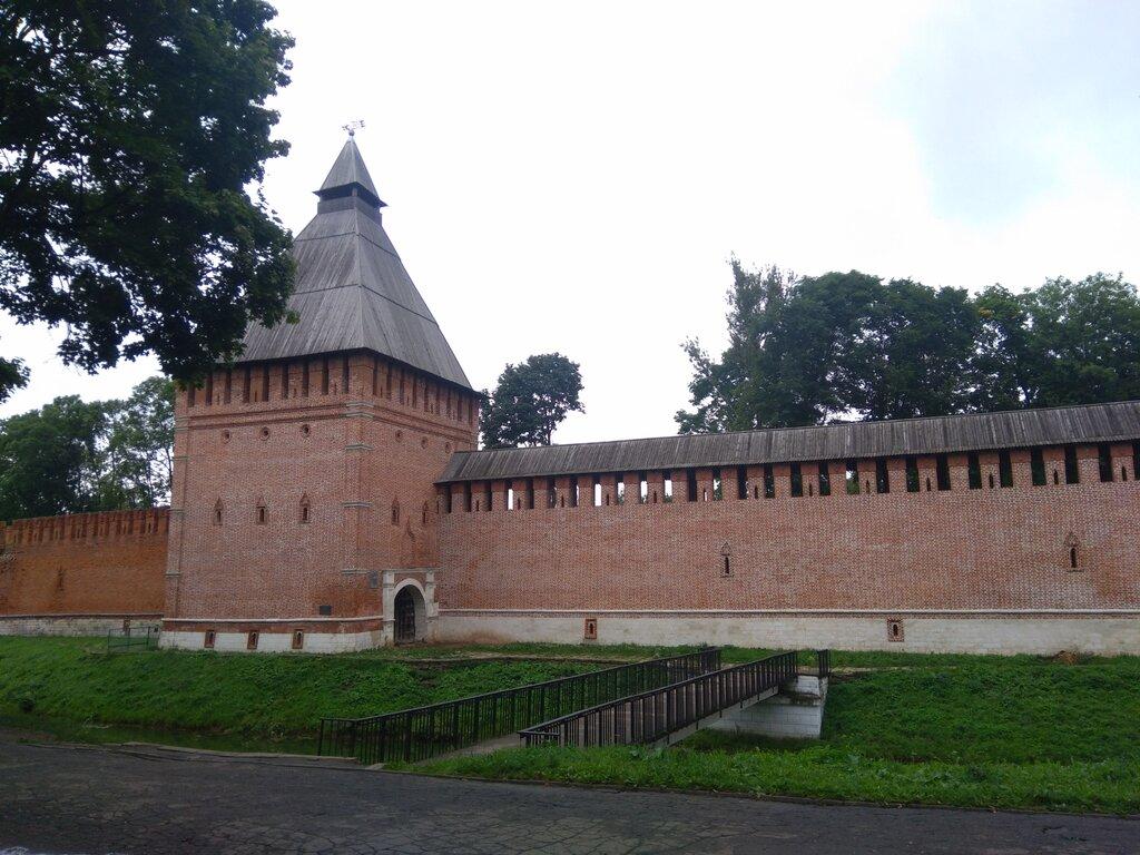 достопримечательность — Смоленская крепостная стена — Смоленск, фото №7
