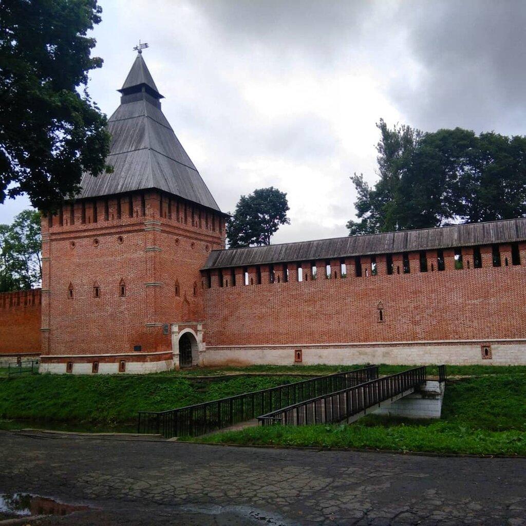 достопримечательность — Смоленская крепостная стена — Смоленск, фото №10