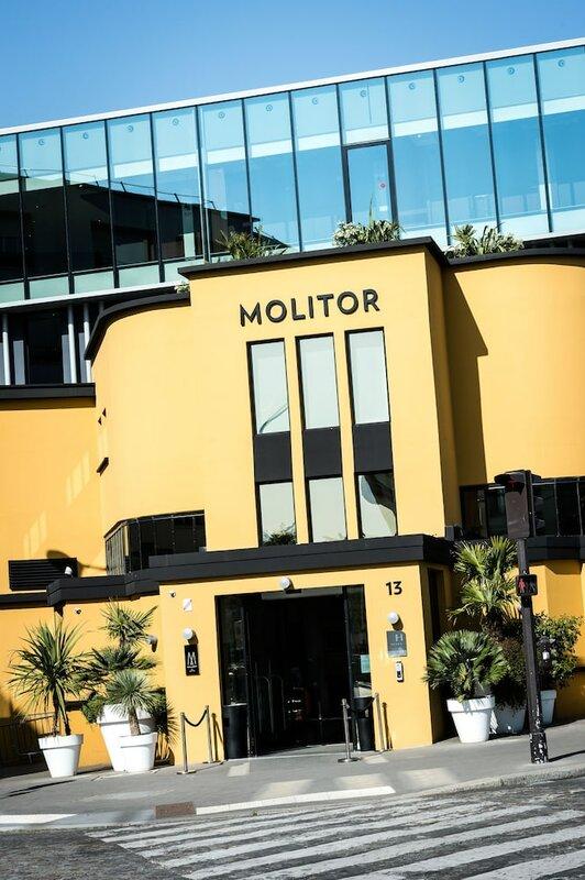Molitor Paris Hotel Mgallery by Sofitel