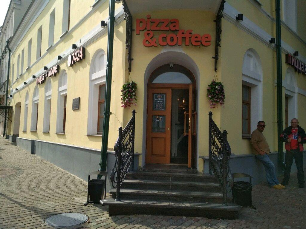 пиццерия — Pizza&Coffee — Витебск, фото №1