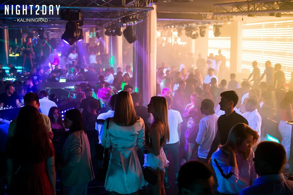 открытие ночных клубов в калининграде