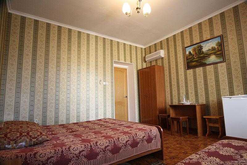 Гостевой дом Кубаночка