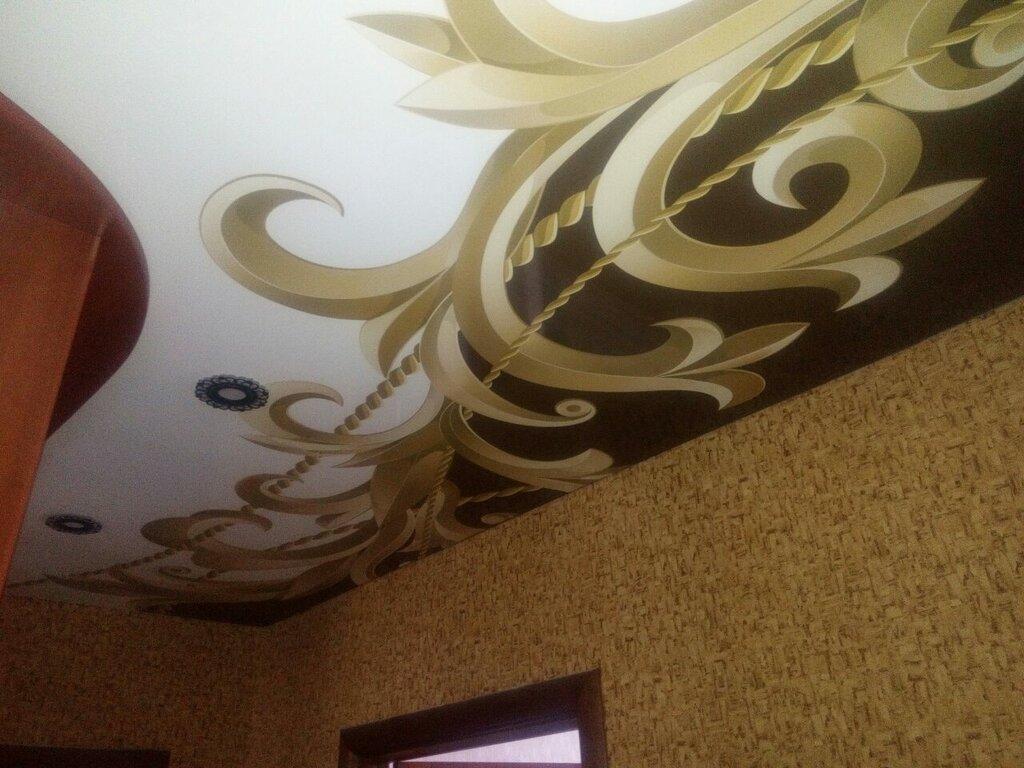 натяжные и подвесные потолки — PROпотолки — Гомель, фото №1