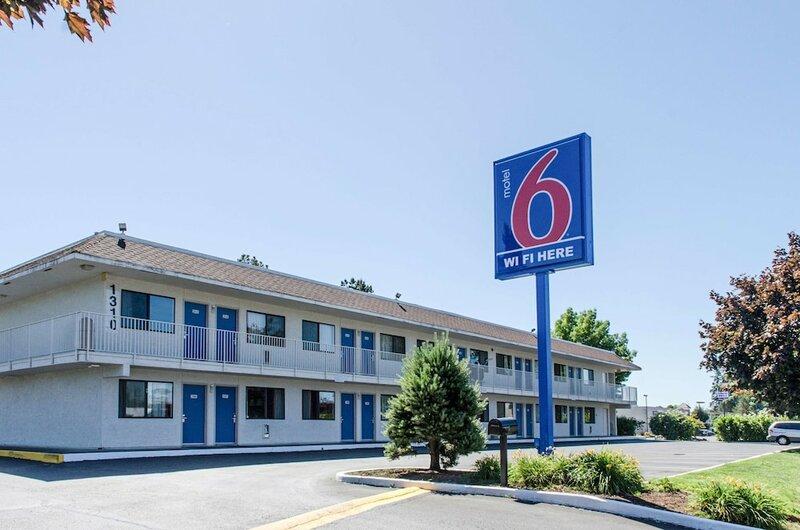 Motel 6 Centralia, Wa