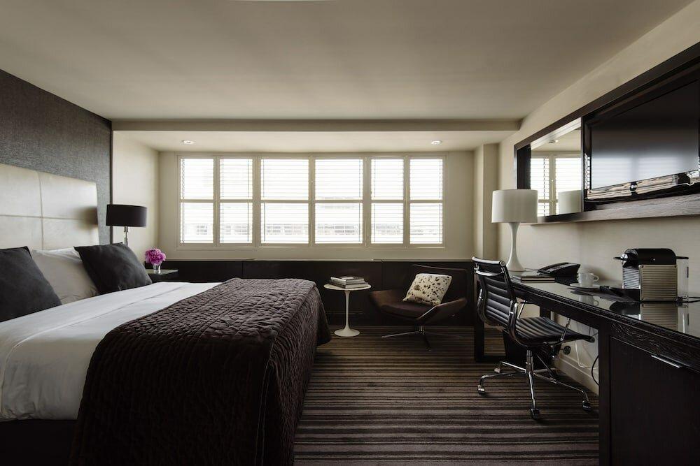 гостиница — The Dupont Circle Hotel — City of Washington, фото №10