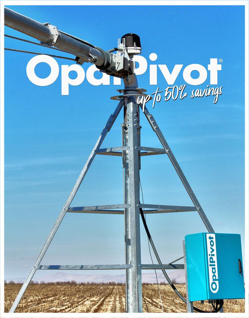 tarım ve hayvancılık ekipmanları — Opal Pivot — Karatay, photo 2