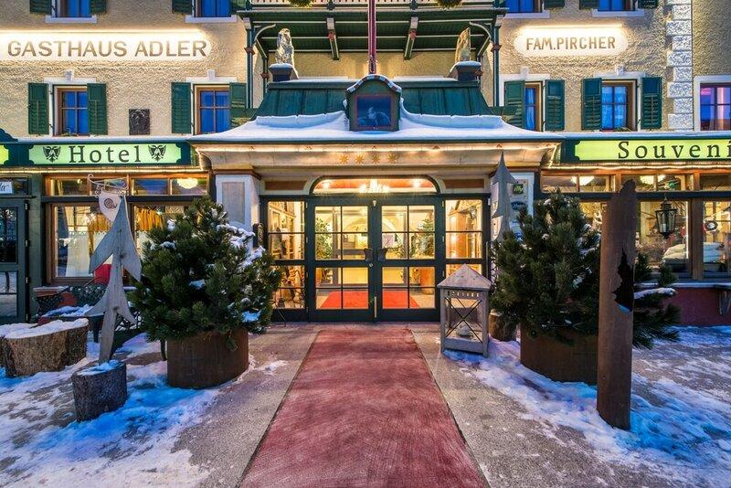 Adler Suite & Stube