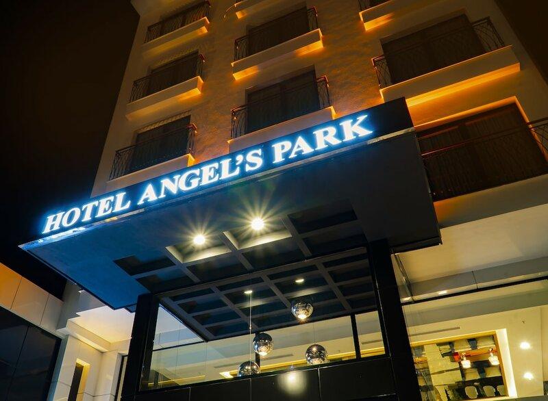 Отель Angel's