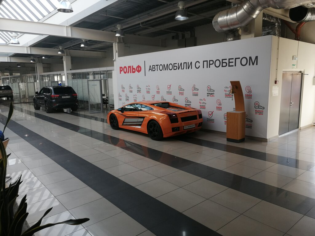 Автосалон на северо западе москвы автосалон в марьино в москве