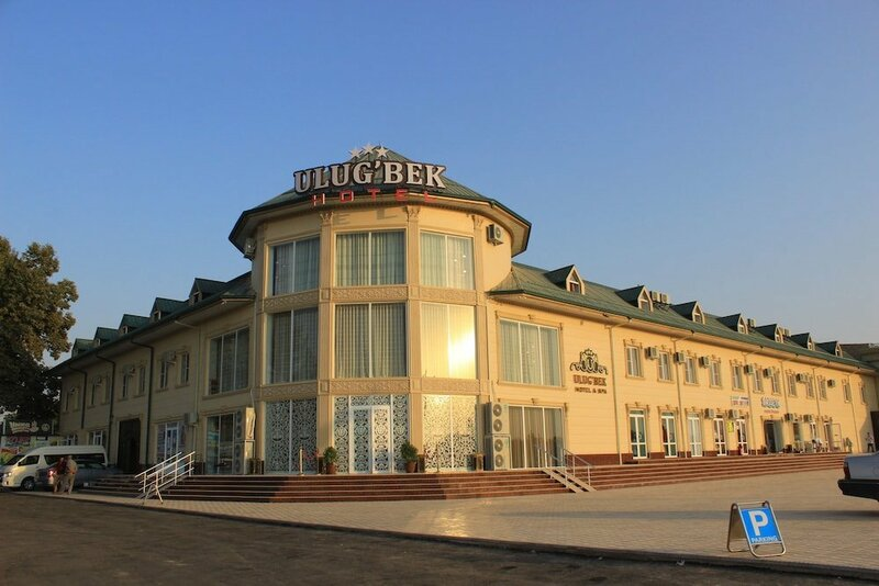 Ulug'bek Hotel&spa