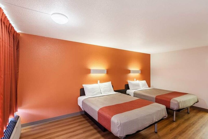 Motel 6 Fort Worth, Tx - Stockyards