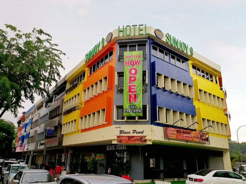 Hotel Sunjoy 9 At Okr Kl by Zen Rooms