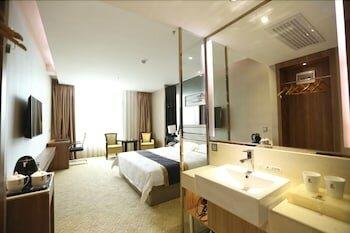 Super 8 Hotel Guangzhou Jiahe Jiangxia Metro Station Branch