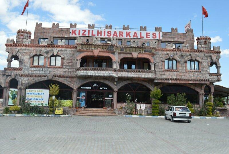 Kizilhisar Kalesi