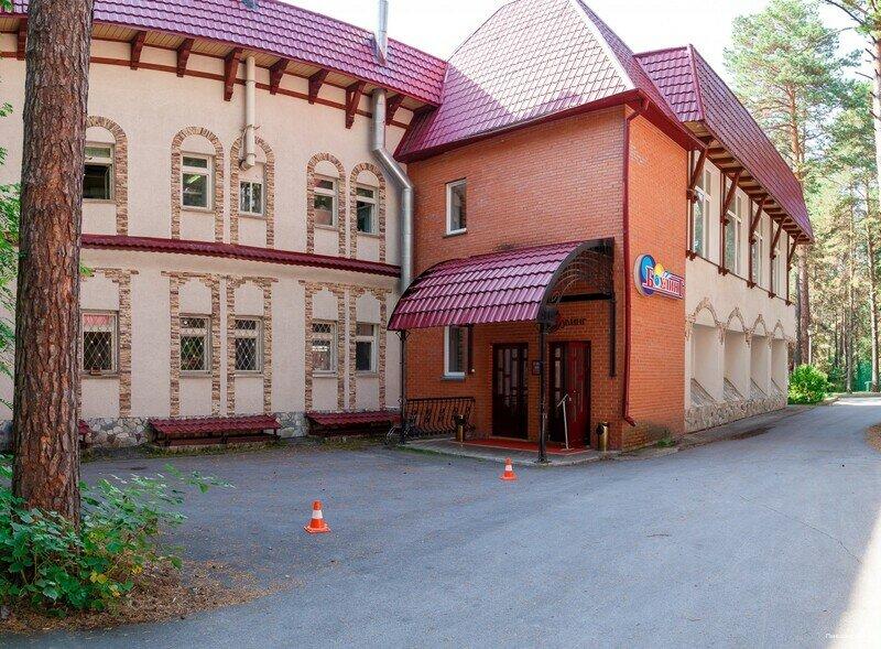 Парк-Отель Былина